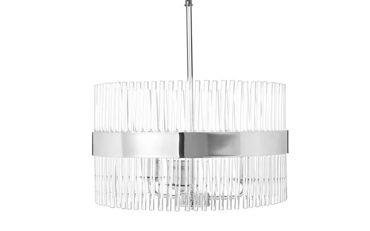 Alexa Glass Rod Ceiling Pendant at Laura Ashley