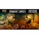 Sling TV Offers First-Ever Pay-Per-View Event with UFC 214 on Saturday, July 29