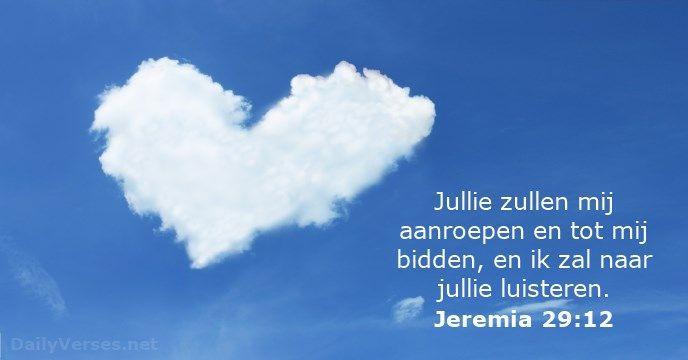 jeremia 29:12