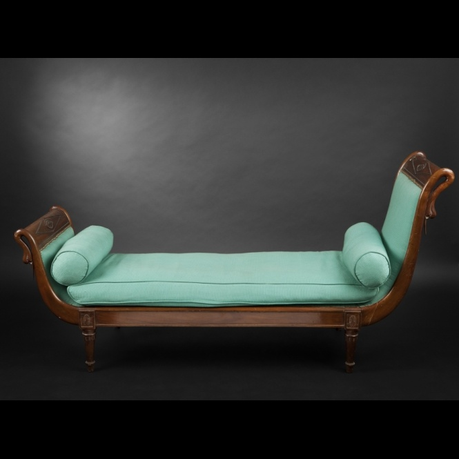 17 best images about history of furniture empire style for Chaise directoire