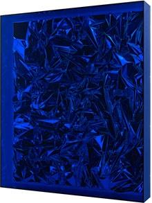 Anselm Reyle - All Over Blue