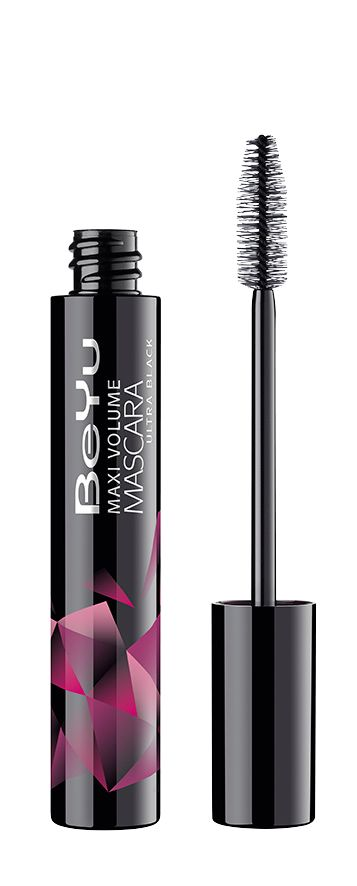 BeYu Mystic Illusion Maxi Volume Mascara Ultra Black http://www.beyu.net/cosmetics/eyes/mascaras/maxi-volume-mascara-ultra-black_id_1105_1.html