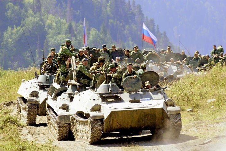 Russia-Georgia War 2008