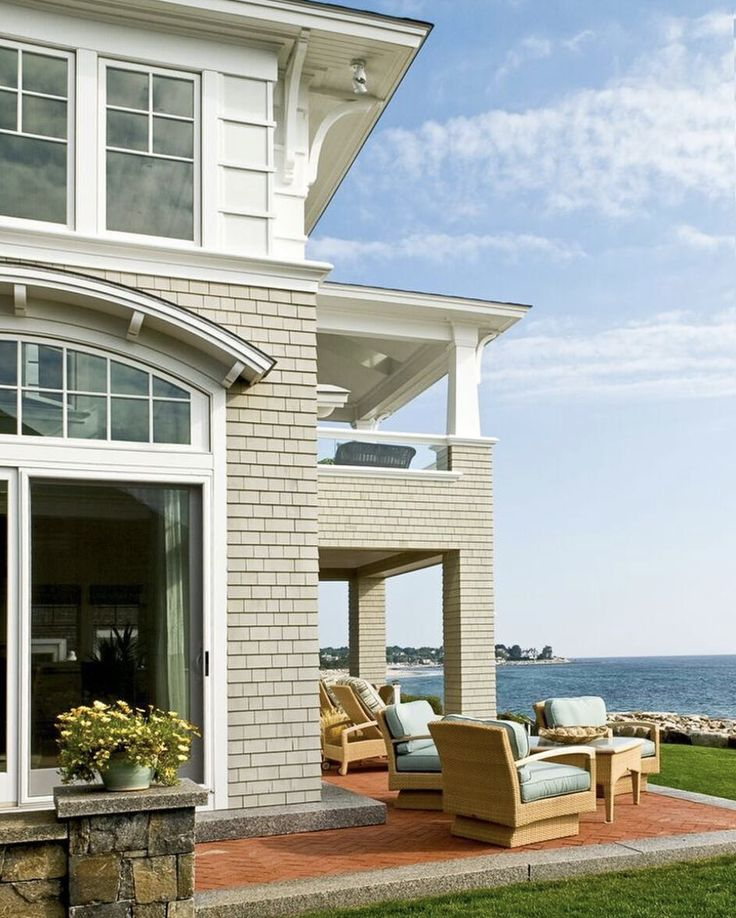 Waterfront Homes: 151 Best Waterfront Homes Images On Pinterest