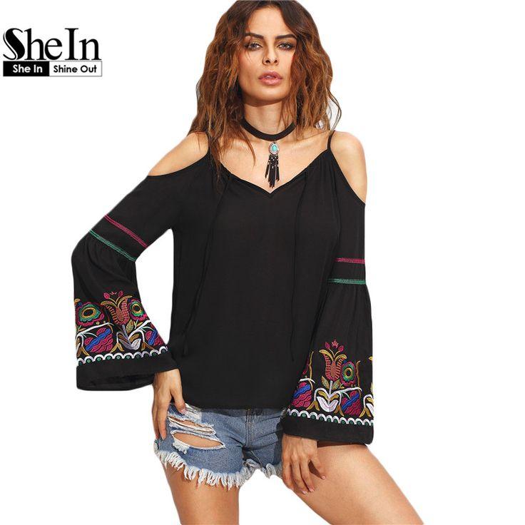 https://pt.aliexpress.com/item/SheIn-Ladies-Black-Embroidered-Cold-Shoulder-Top-Autumn-New-Arrival-Women-V-Neck-Long-Flare-Sleeve/32732189154.html?spm=2114.42010608.4.64.eNxK0R