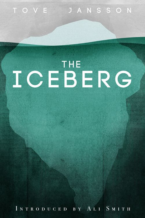 'It was green and white and sparkling and it was coming in order to meet me. I had never seen an iceberg before. Now it all depended on whether anyone saidanything. If they said a single word about the iceberg, it wouldn't be mine any longer.' Book covers inspired by short stories taken from 'A Winter Book' by Tove Jansson, designed by Tobias Hall
