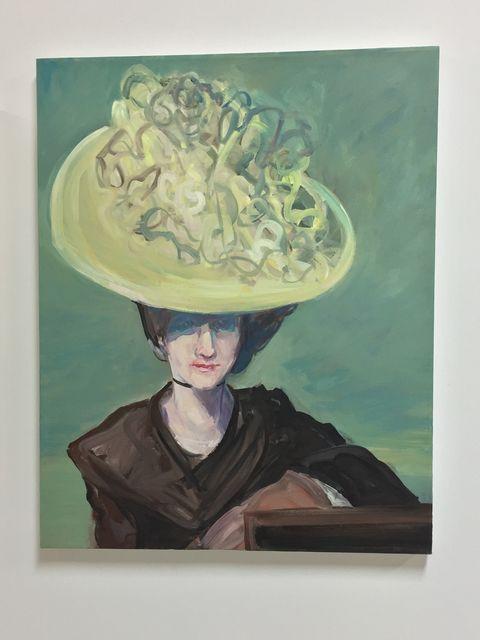 Deborah Brown   Yellow Bonnet (2015), Available for Sale   Artsy