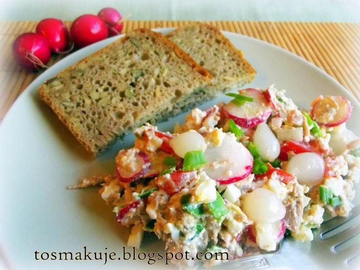 To smakuje: Zdrowa sałatka bez majonezu