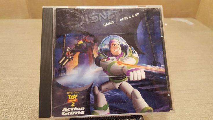 Disney Toy Story 2  PC Windows Game - PC CD-Rom