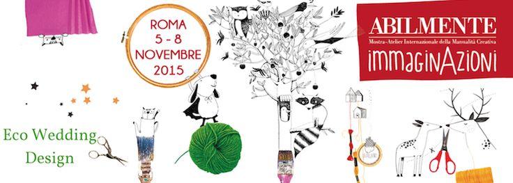 Abilmente-Roma-2015-Natale-creativo-carta-decorazioni-corsi-paper -crepe-Christmas