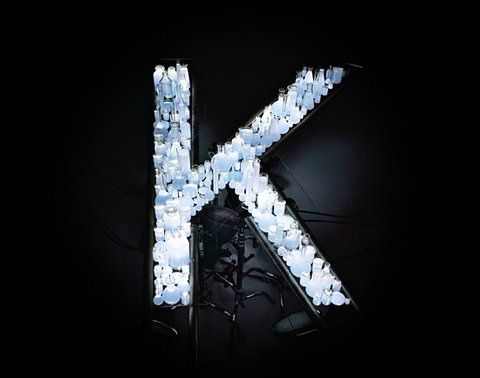 K: Tobin Smith, Spaces, Dan Tobin, Trav'Lin Lights, Letters K, Art, Still Life Photography, Magazines, Alphabet