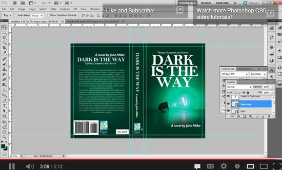 How To Make A Book Cover In Photo Elements ~ Beginner s guide to book cover design ideas and