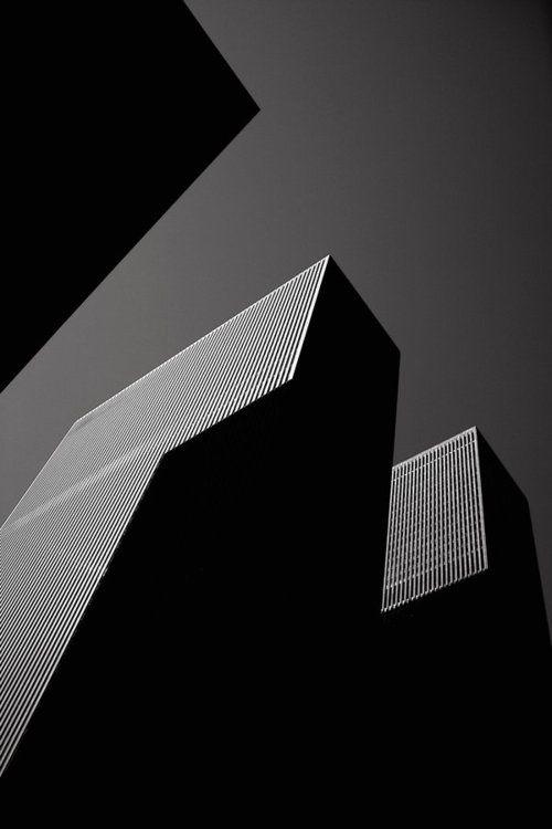 #architecture #black #tower