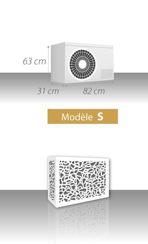 13 best Style \ Cie  Habillage de climatisation images on Pinterest - installation d une climatisation maison