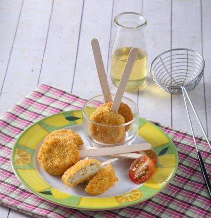Nugget loli jamur, kudapan favorit yang unuik dan lezat. Berikut ini resepnya.