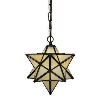 "View the Meyda Tiffany 67303 12"" W Moravian Star Beige Pendant at Build.com."