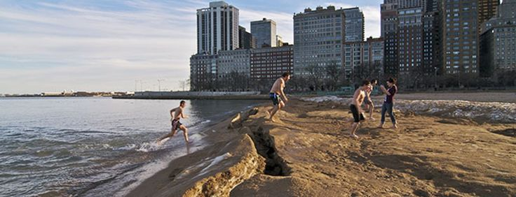 Oak Street Beach is one of The 50 Most Popular Beaches in the U.S..