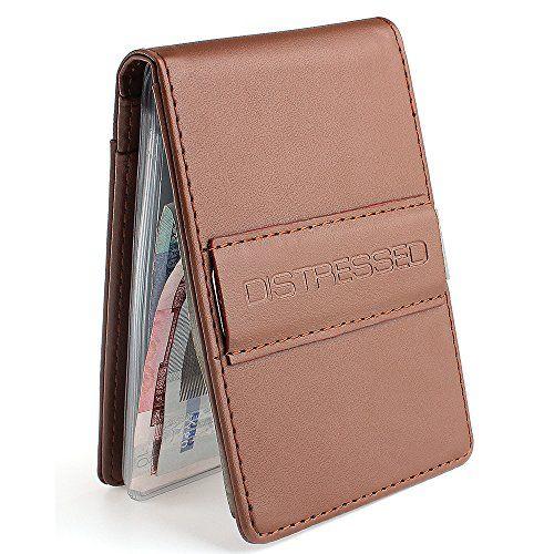 Distressed - Kreditkartenetui mit Edelstahl Geldklammer/Geldscheinklammer +10 KlarsichtfŠcher DISTRESSED http://www.amazon.de/dp/B00BGTH21O/ref=cm_sw_r_pi_dp_nEV6wb0M2Y4MJ