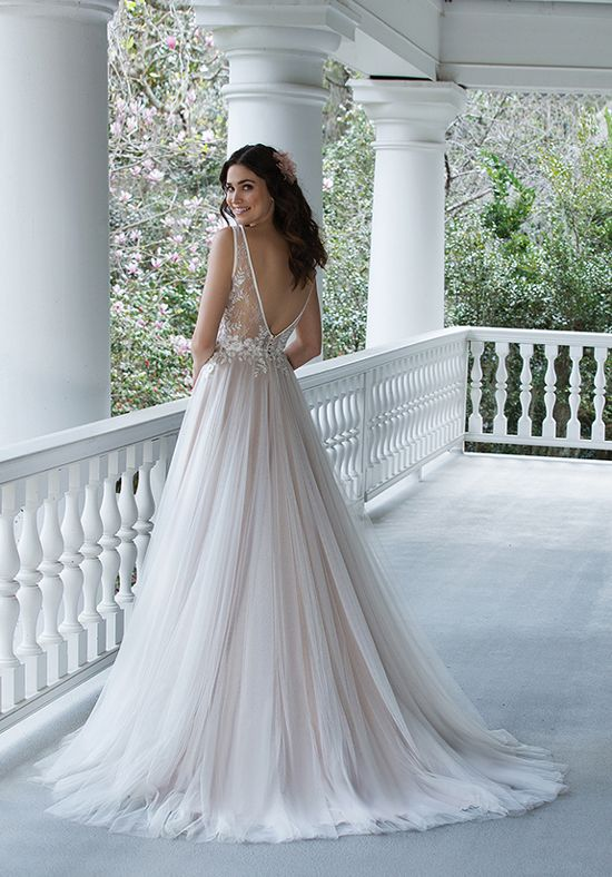 Sincerity Bridal 3945 A-Line Wedding Dress