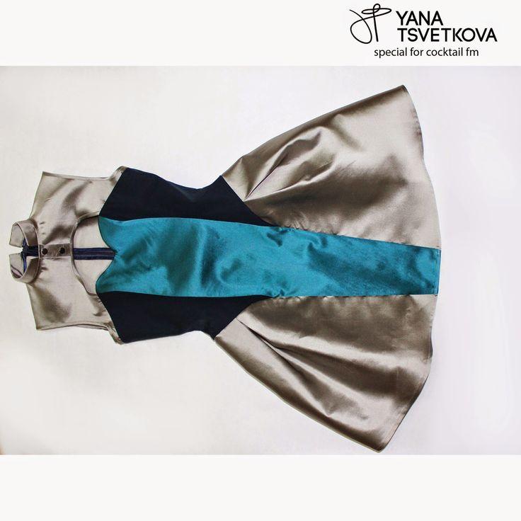 dress by Yana Tsvetkova