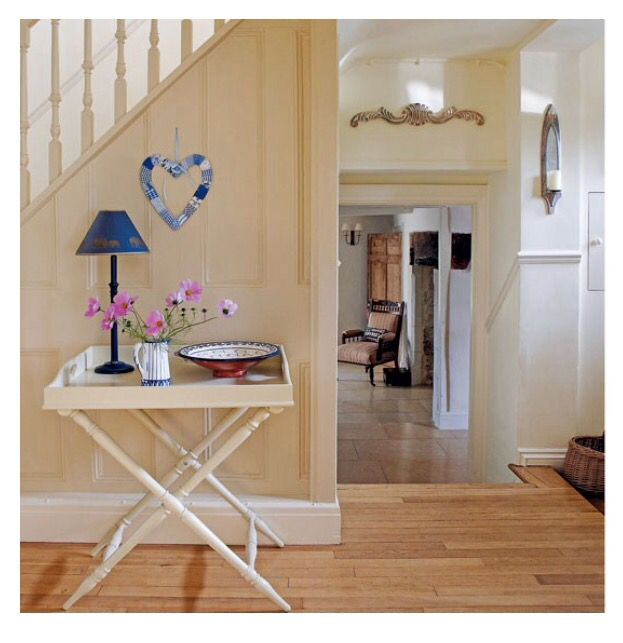 Country stairway design