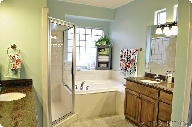 Simple Bathroom Decorating Ideas: 17 Best Ideas About Simple Bathroom Makeover On Pinterest