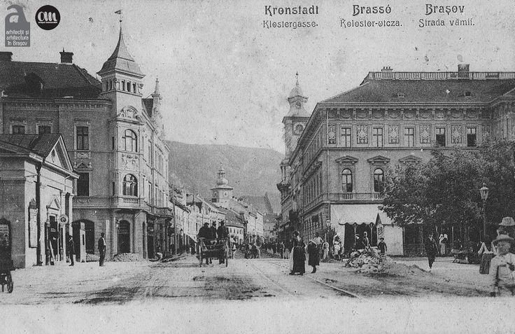 Istoria orașului de la poalele Tâmpei: Brașovul în secolul XX