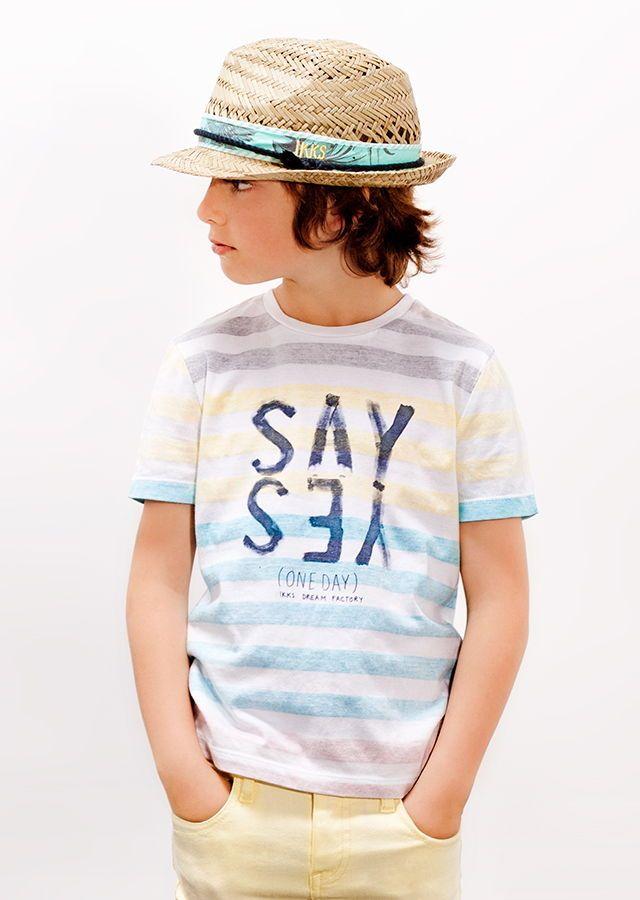 IKKS Kids' Fashion | Boys' Clothes | Spring-Summer Looks