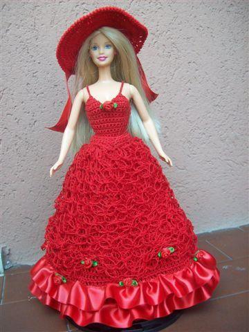 vestiti per la Barbie 4