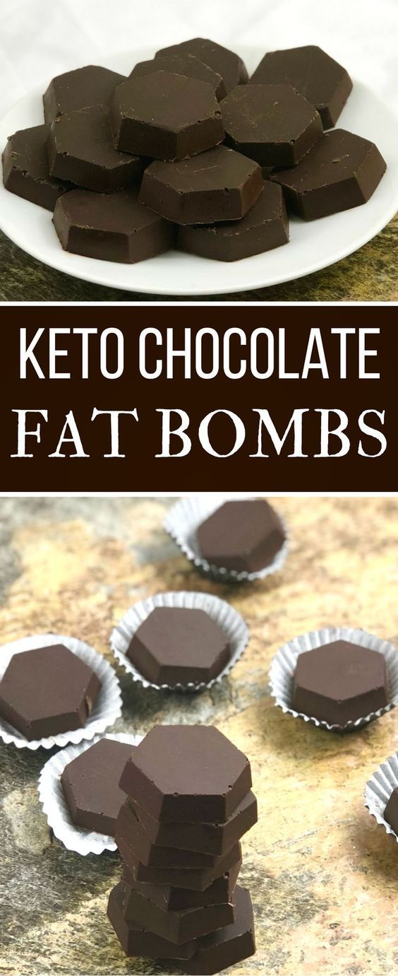 If you are looking for easy Keto Fat Bombs recipe you'll love these Keto Chocolate Fat Bombs.