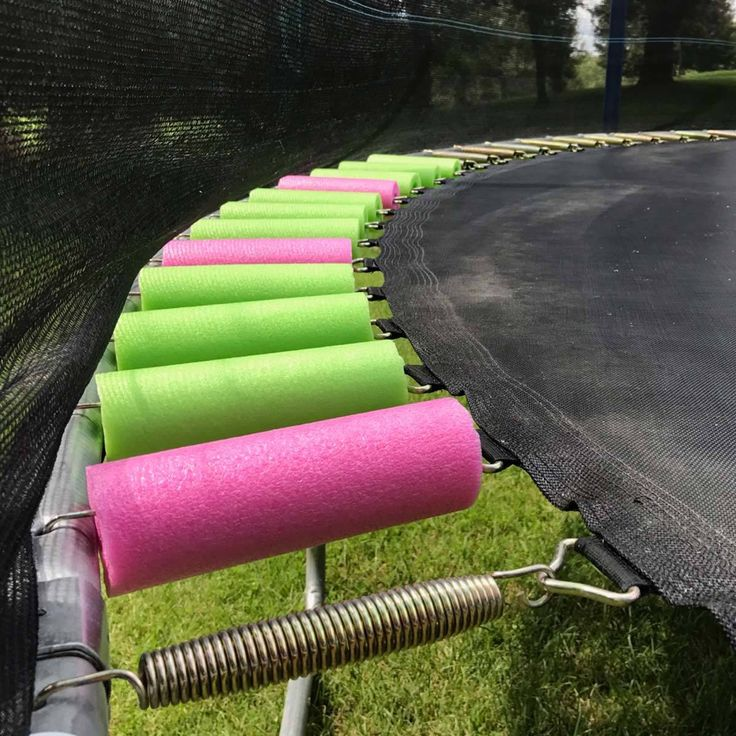 25 Best Ideas About Trampoline Spring Cover On Pinterest: Best 25+ Trampoline Springs Ideas On Pinterest