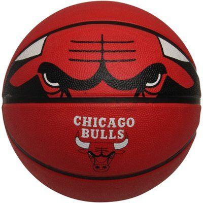 Chicago #Bulls Spalding Team Courtside Replica #Basketball $17.95