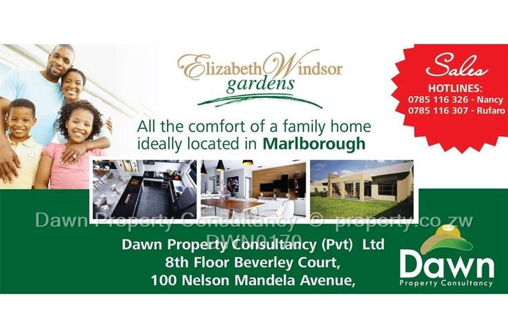 Marlborough, Harare West For Sale Houses