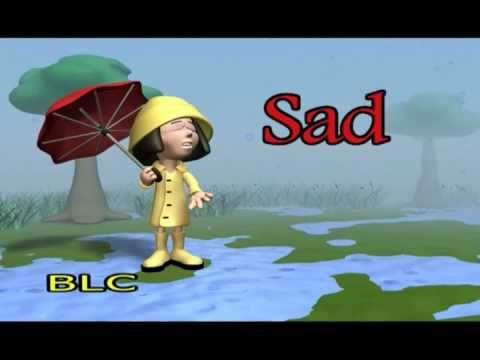 Preschool- Feelings