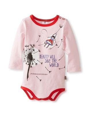 63% OFF Coney Island Baby Longsleeve Bodysuit (Pink Lady)