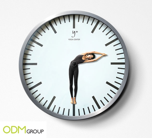 Wall Clocks for Fitness Industry