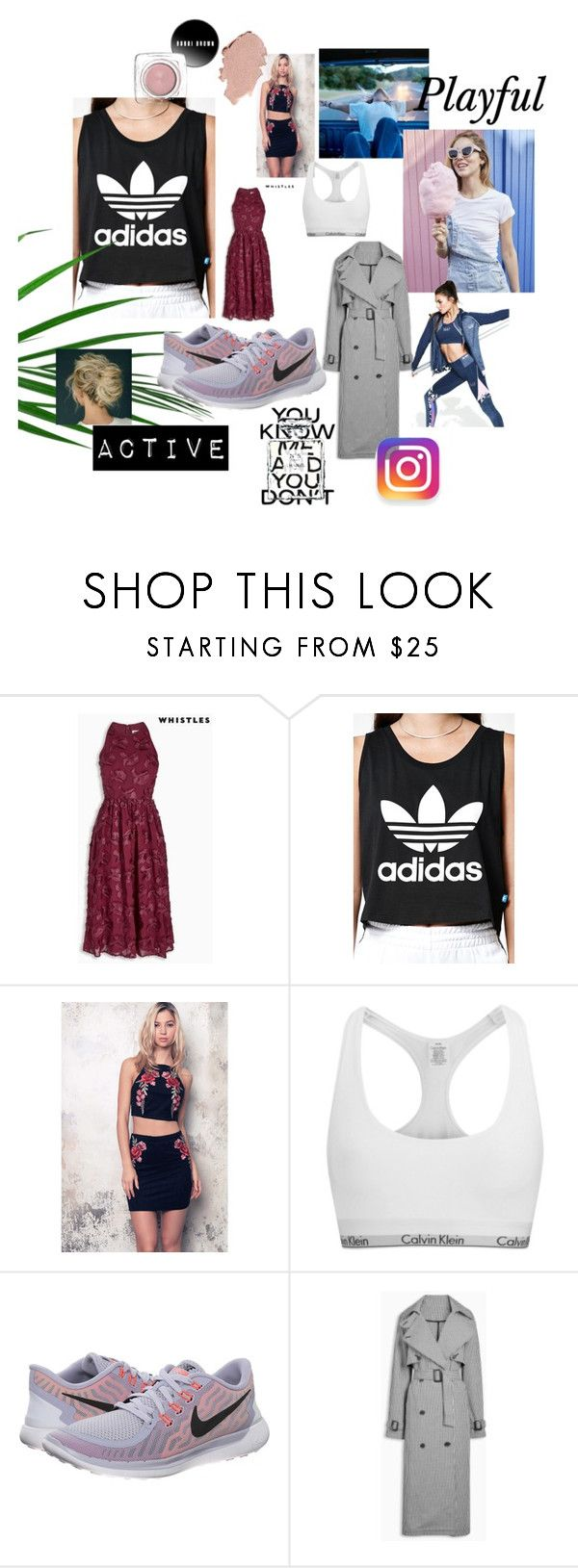 """""""Younger target for Next"""" by emily-hutchin on Polyvore featuring adidas, Urban Outfitters, Calvin Klein, NIKE and Chanel"""