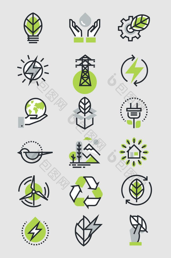 Over 1 Million Creative Templates By Environment Logo Icon