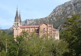 Basílica y Santuario de Covadonga