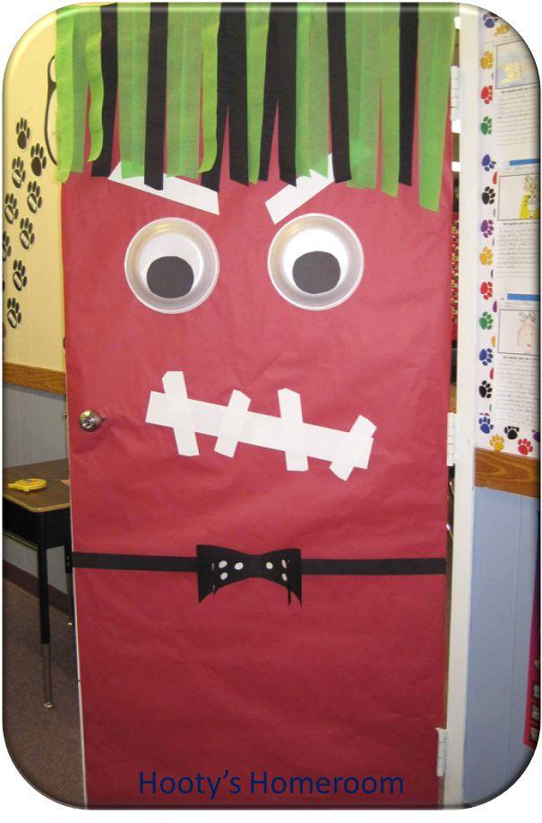hootys homeroom halloween decorating ideas