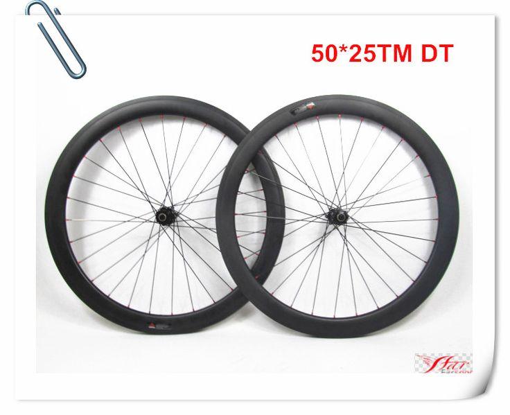 Far sports 6 bolts QR Road XC carbon bike wheel,XC disc brake tubular  cycling wide wheel