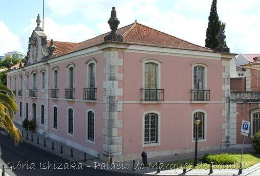 """SONY DSC1 - """"O Palácio do Marquês de Pombal ou Palácio do Conde de Oeiras é um solar típico do século XVIII  que fica localizado na freguesia de Oeiras e São Julião da Barra."""", Distrito de Lisboa, Portugal"""