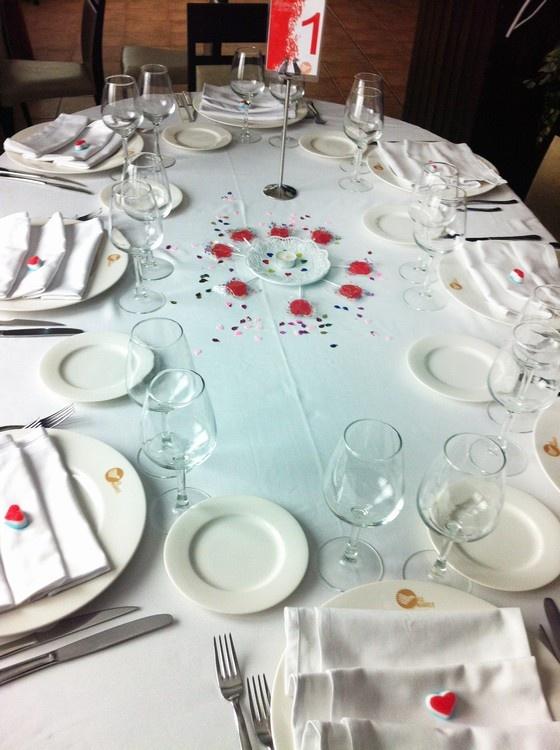 Preparación de San Valentín en Hotel el Aguila Zaragoza 7