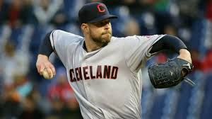 Corey Kluber wins 2nd Cy Young award (2017)