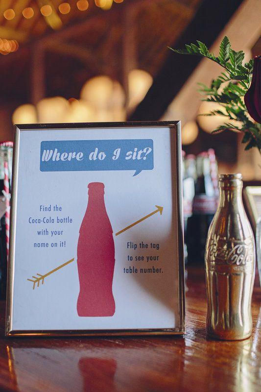 楽しいアイデア!結婚式の赤い個性的な席次表のまとめ一覧♡