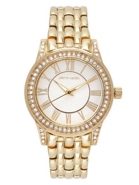 Pierre Cardin Gold Watch // 5505