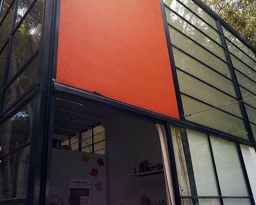 Eames House (Case Study House) Exterior 06