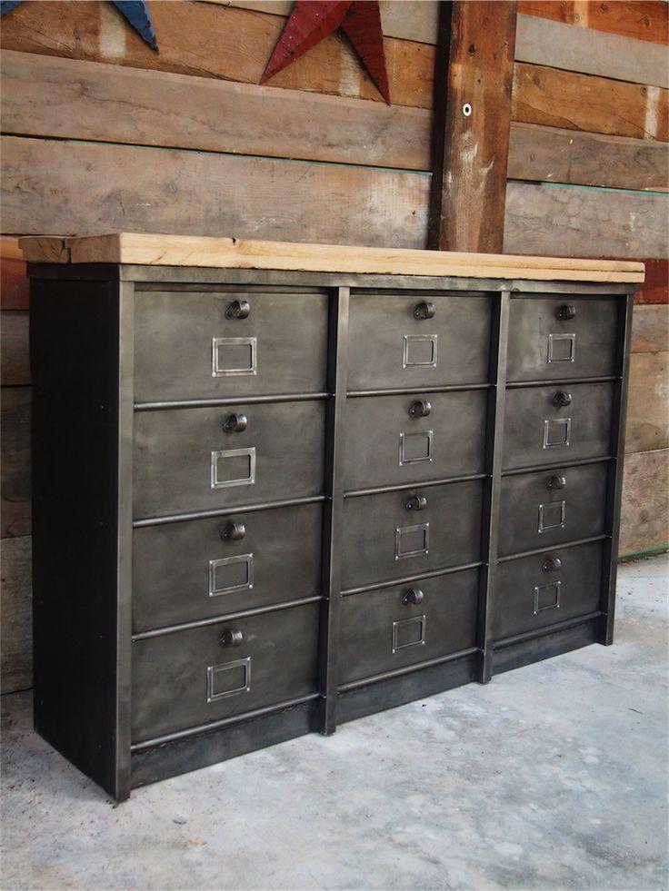 25 best ideas about meuble massif on pinterest meuble - Moderniser meuble ancien ...
