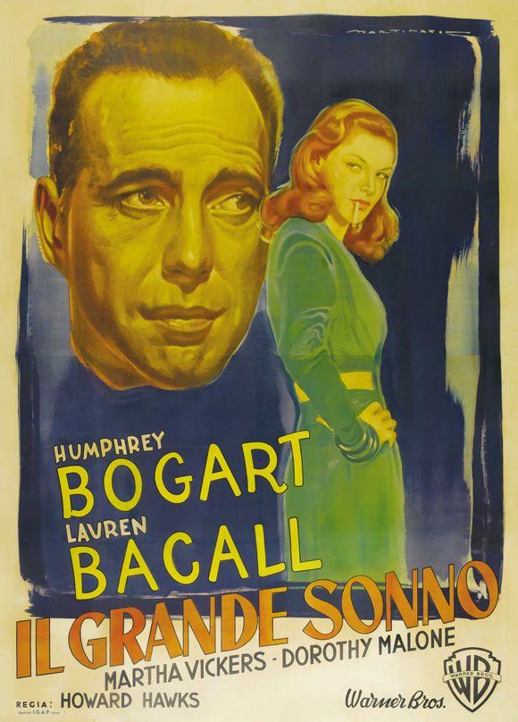 The Big Sleep (1946): Movie Posters, Bigsleepver5Xlgjpg 8611200, Picture-Black Posters, Italian Film, Movie Worth, Posters Art, 17 Movie, Film Noir, Big Sleep