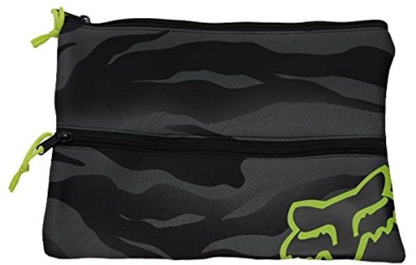 Fox racing pencil case